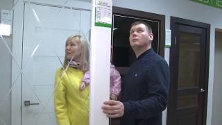 видео Какими должны быть двери для офисных центров