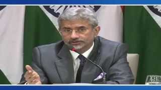 Media Briefing by Foreign Secretary on Prime Minister