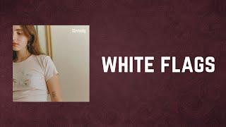 Clairo - White Flags (Lyrics)