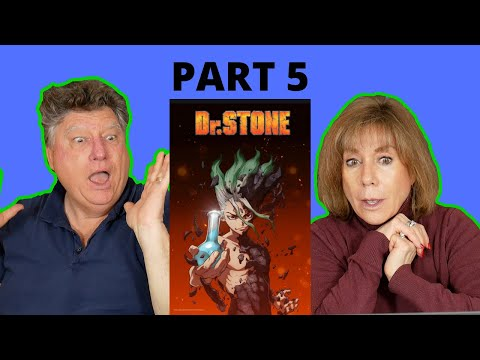 MY FAMILY REACTS TO DR. STONE EPISODE 5