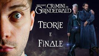 DELIRI E TEORIE SUL FINALE DE I CRIMINI DI GRINDELWALD | COFFEE TIME | SPOILER