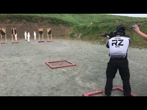 Ross San - CAPSL USPSA Classifier Match 2/18/17