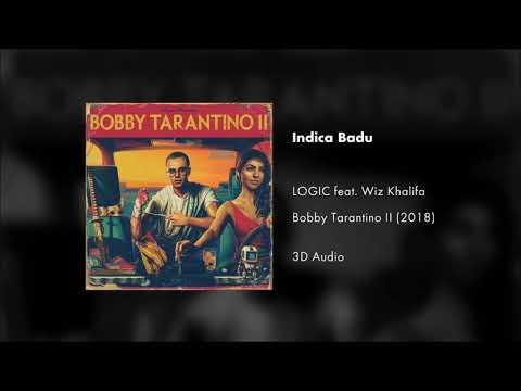 Logic - Indica Badu Feat. Wiz Khalifa (3D AUDIO)