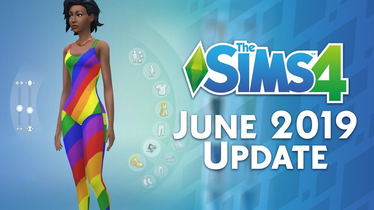 Everything Coming In The Sims 4 June 2019 Update Youtube