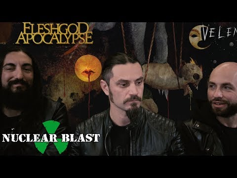 FLESHGOD APOCALYPSE - On classical music (EXCLUSIVE TRAILER)