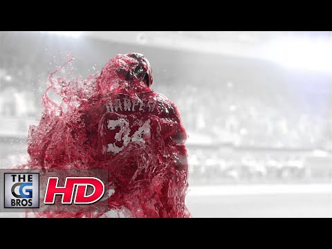 "CGI VFX Spot : ""Fierce"" - Combined"" - by The Mill"