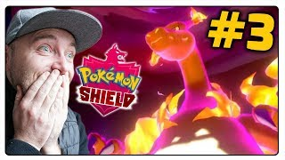 PREMIERA! POKEMON SHIELD - POKEMONY DYNOMAX! (Nintendo Switch) - Na żywo