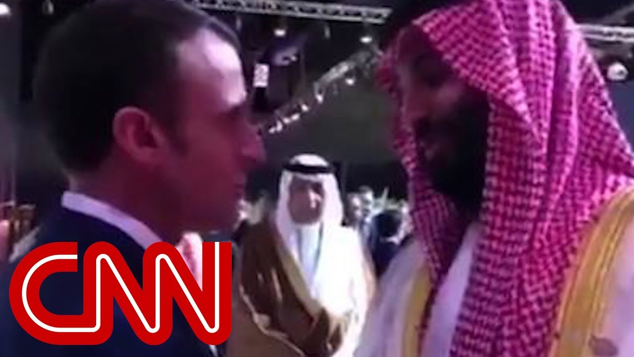 Emmanuel Macron to Saudi Crown Prince: 'I am worried'