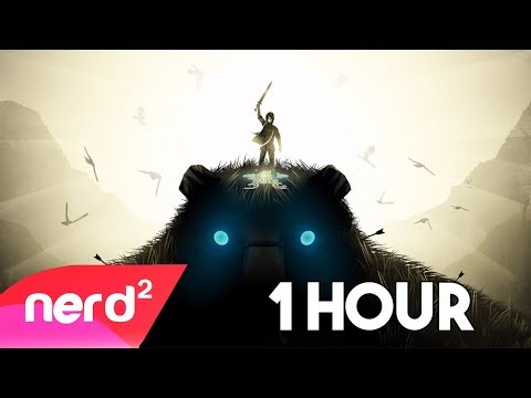 Shadow Of The Colossus Song   Mountain Roar   [1 HOUR] #NerdOut
