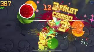 Fruit Ninja: Laser Blade - Gameplay (Classic Mode)