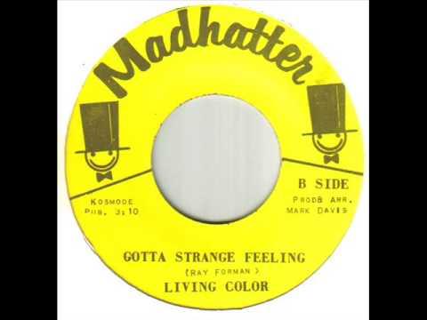 Living Color Gotta Strange Feeling