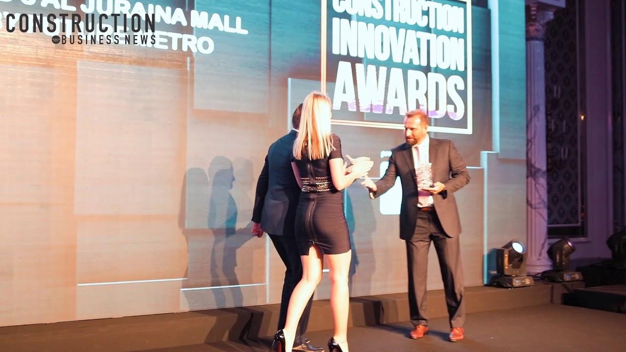Construction Innovation Awards 2018