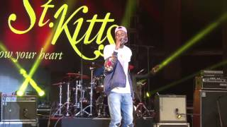 Mod Stoney Live At St Kitts Music Festival 2016
