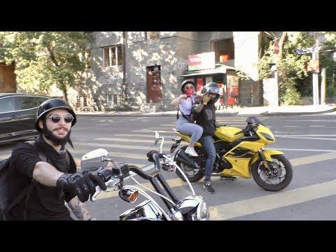 Ереван, 07.06.20, Su, От ул.Пушкина, до Вернисажа, День 81, Video-2.