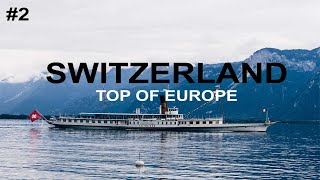 #2 TRIP TO EUROPE | SWITZERLAND | TOP OF EUROPE | ICE CAVE