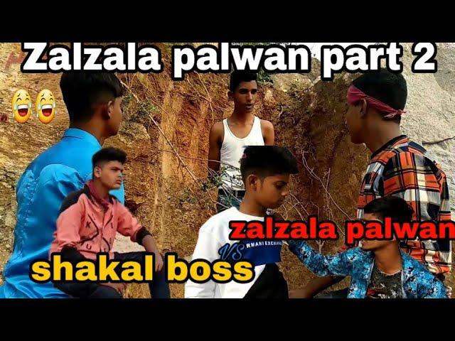 Zalzala pelwan part 2 act by [Falaknuma dariea] full comady