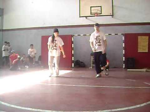 COREO PRESENTACION CALLAO 2009