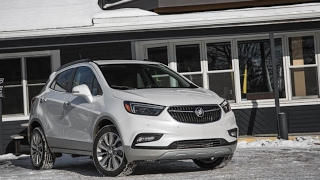 Buick Encore AWD 2017 Car Review