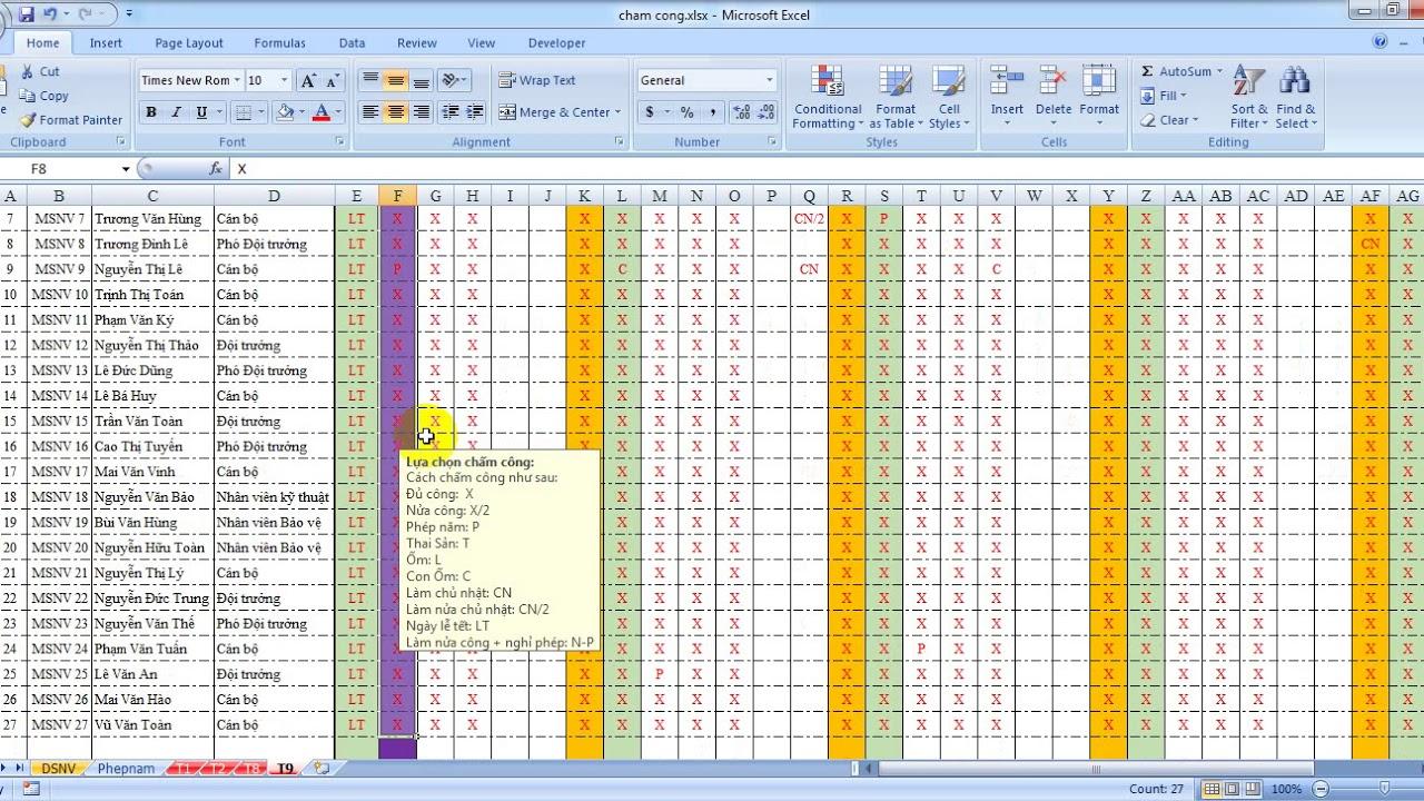 Hướng dẫn sử dụng hàm INDIRECT trong Excel tổng hợp dữ liệu từ nhiều Sheet khác nhau