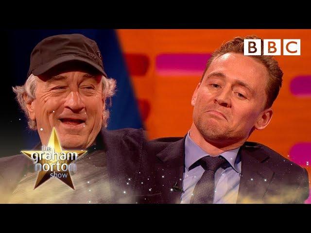 Tom Hiddlestons celebrity impressions - The Graham Norton Show: Episode 2 - BBC One