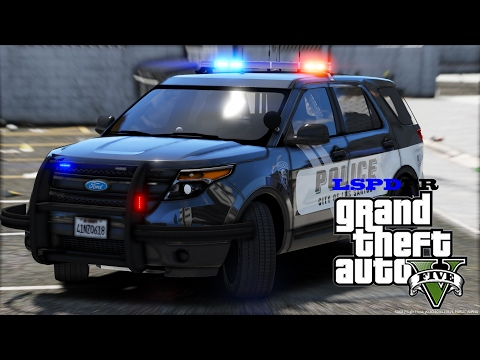 GTA 5 LSPDFR - Episode 15 - Crazy Night - Vinewood Hills Patrol