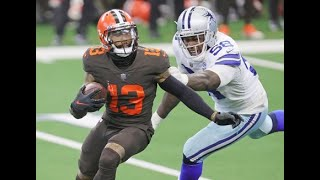 Odell Beckham Jr.'s Health the Biggest X-Factor for the Browns This Year - Sports 4 CLE, 6/17/21