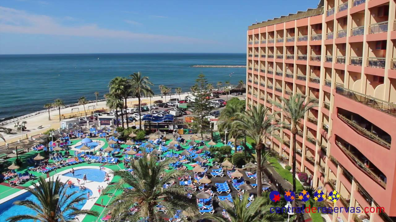 Apartamentos Sunset Beach Club Benalmádena