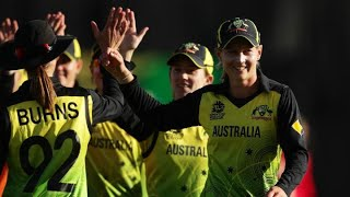 Australia's road to the final | Women's T20 World Cup