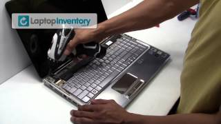 HP Compaq DV7 DV6 Laptop Repair Fix Disassembly Tutorial | Notebook Take Apart, Remove & Install