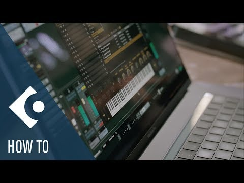 How to Get Started in Cubase AI and LE | Getting Started with Cubase