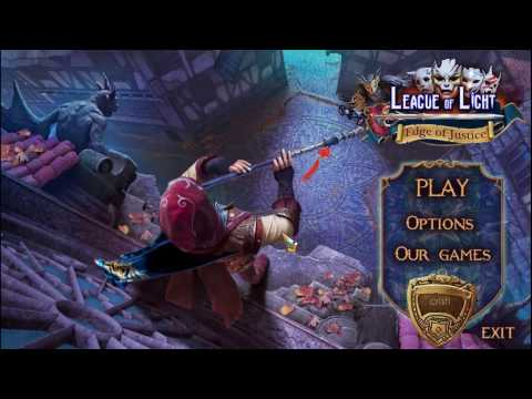 League Of Light 5 : Edge Of Justice {hidden-object Game}Beta