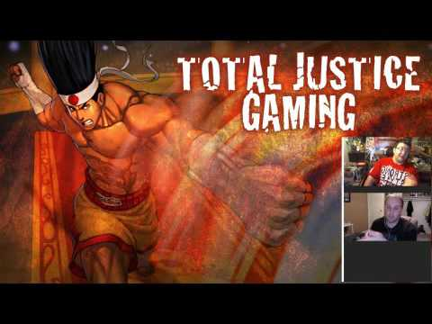 Total Justice Gaming: The New Template Talk Featuring Chris Smith
