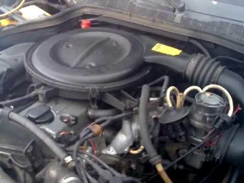 мерседес 190 е двигатель 102 переделка на пидбург