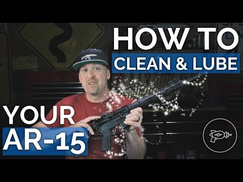 [How To] Clean and Lube an AR-15!