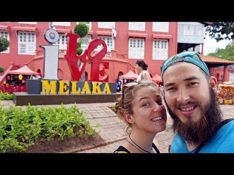 48 Hours In Melaka (Malacca) | Travel Guide: Things To Do, Food, Drinks & Prices!