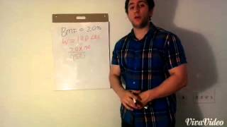 how to Calculate weight loss to a goal bodyfat %