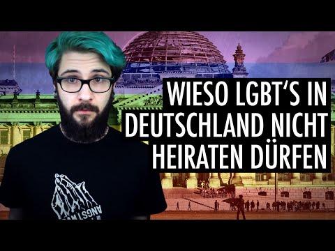 Wieso Homosexuelle in Deutschland nicht heiraten dürfen! | Andre erklärt die Welt | Andre Teilzeit