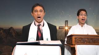 Ibadah Hari Minggu - 10 Mei 2020