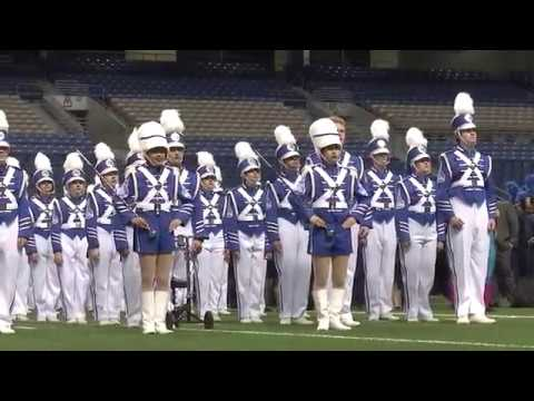 2016 UIL State Marching 4A Awards