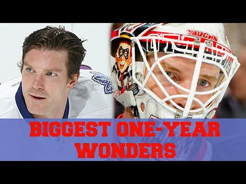 Thumbnail: 5 BIGGEST One Year Wonders in NHL History