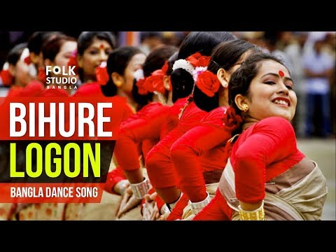 Bihure Logon Modhure Logon |  Mursheed | Bangla New Song | Folk Studio Bangla 2018