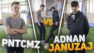 Adnan Januzaj vs PNTCMZ | Niesamowity pojedynek!