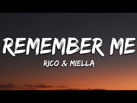 Rico Miella - Remember Me