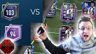 FIFA Mobile 19 - Full Juventus Special Card Squad Builder! 100 Million Coin Shopping Spree!
