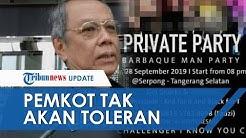 Viral Poster Private Party Kaum Gay di Serpong, Pemerintah Tangsel: Pemkot Tidak akan Toleran