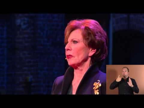 The Netherlands can do it, dare to make the difference | Neelie Kroes | TEDxAmsterdam 2014 (SIGN L.)