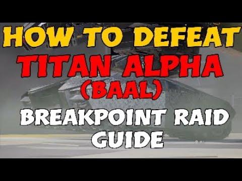ghost recon breakpoint titan alpha