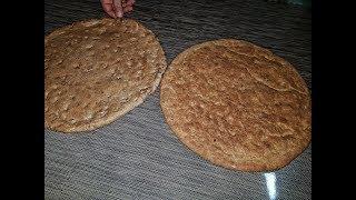 افضل خبز للرجيم الخبز الاسمر خطوات بسيطة وسعرات قليلة Youtube