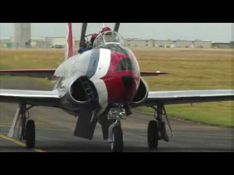 Amazing Vintage Jets in Action