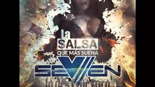 LAS SALSAS QUE MAS SUANAN 2016 SEVEN LA DESTRUCTORA DJ EWDUAR MIX THE ORIGINAL